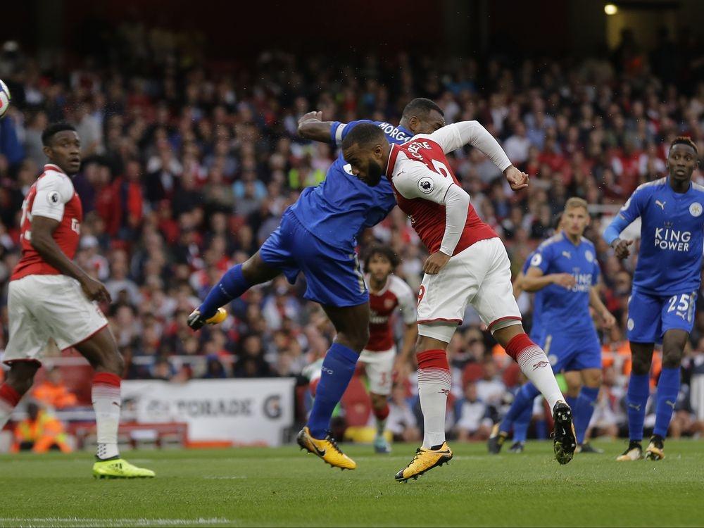 Thrilling Premier League start: Arsenal edges Leicester 4-3