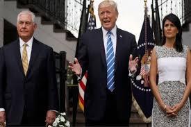 Trump: N Korea faces 'big, big trouble'