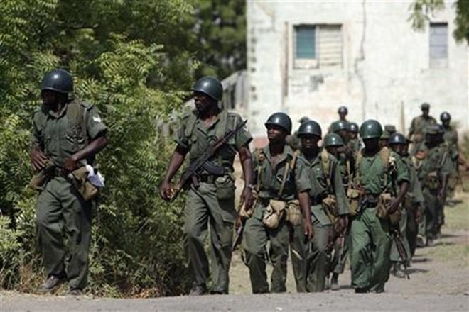 Nigerian military makes unauthorized search of UN base