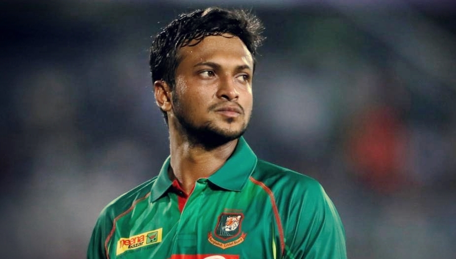 Shakib dreams of World Cup crown before retirement
