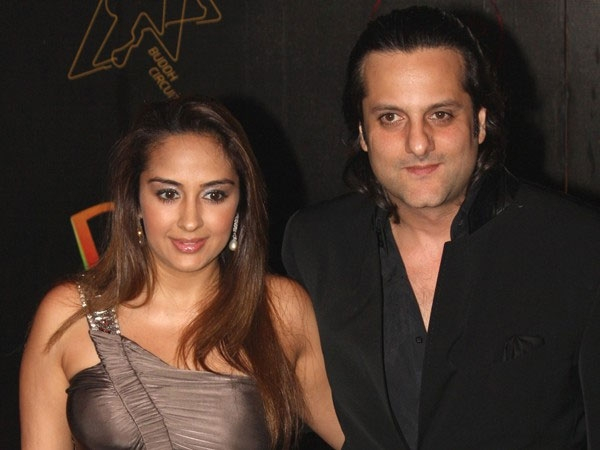 Fardeen Khan and wife blessed with baby boy