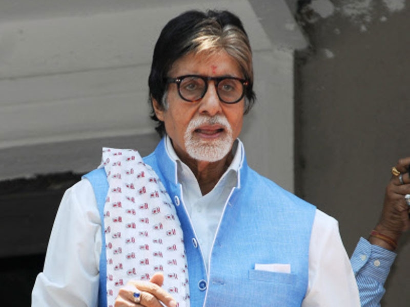 Amitabh Bachchan injured during 'Thugs of Hindostan' shoot