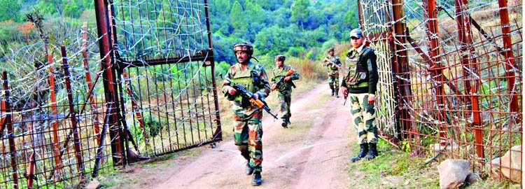 India increases readiness on China border