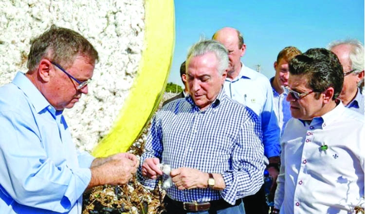 Brazil launches first  corn-only ethanol plant