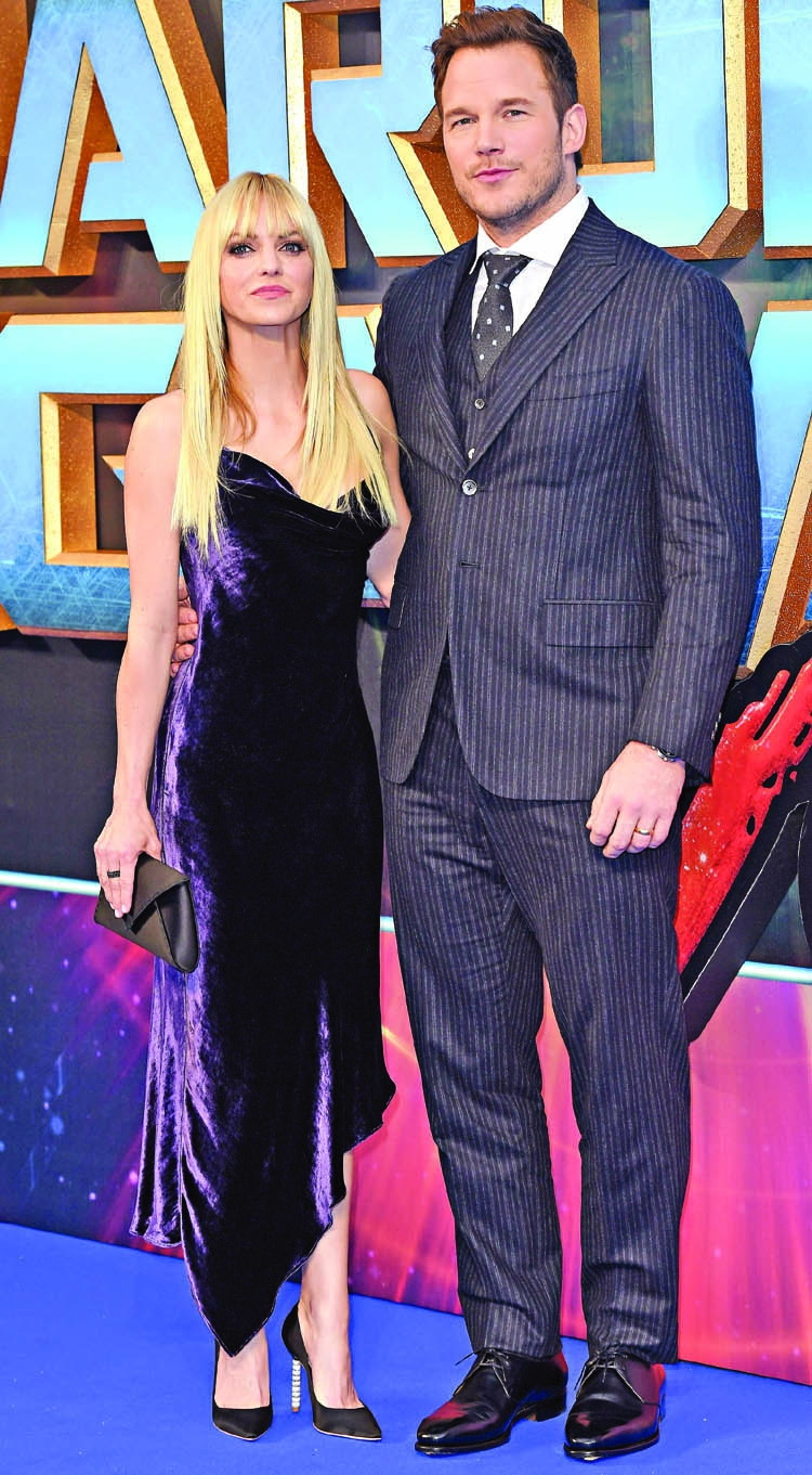 Chris Pratt and Anna Faris staying together even after split