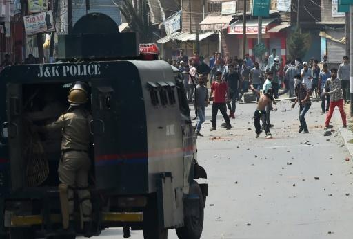 Five killed in latest bloodshed in Kashmir