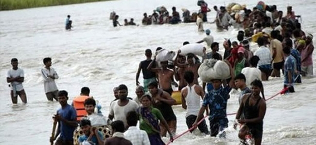 Death toll from Nepal floods, landslide rises to 40