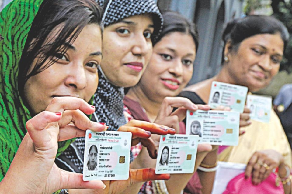 Foot-dragging over smart NID card distribution on