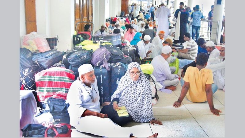 Steps in 48 hours to send stranded pilgrims: HC