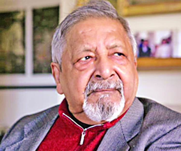 Another bend in the river for Naipaul