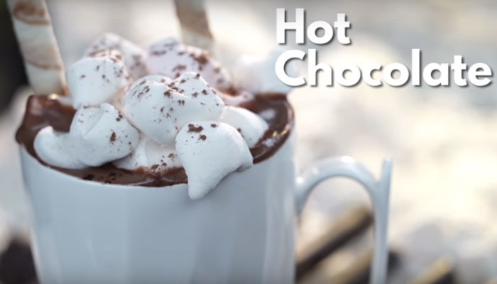 [WATCH] Monsoon special: Make 'Hot Chocolate' at home