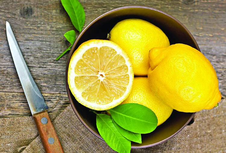 Things you never knew lemons could do