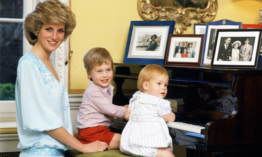 Diana charms the world 20 years after death