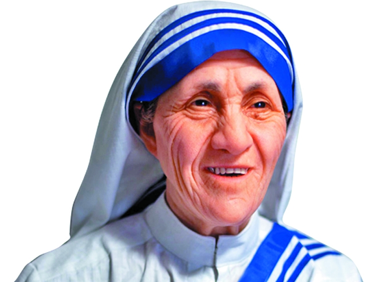 mother teresa of calcutta Mother teresa had visions, including one of herself conversing with christ on the cross a jesuit priest in the calcutta province noted that mother came.