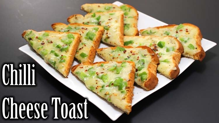 Monsoon special: Chilli Cheese Toast