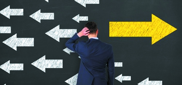 Successful people's steps for smart decisions