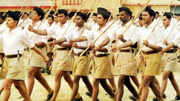 Did RSS Participate in Freedom Movement?