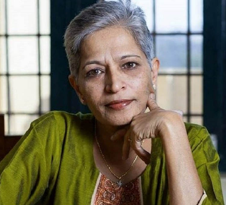 Undaunted till the end, Gauri Lankesh will be remembered for her gutsy journalism