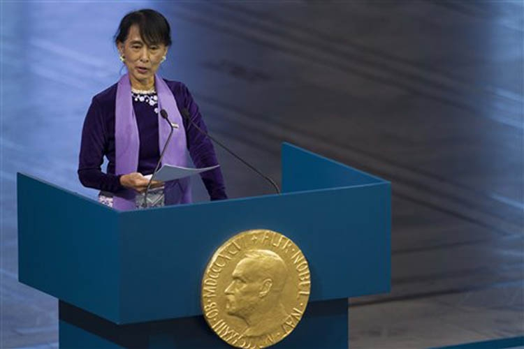 Why Aung San Suu Kyi's Nobel Peace Prize won't be revoked