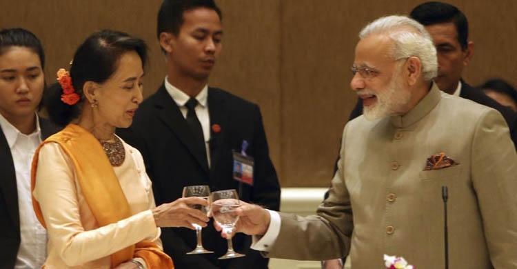 Narendra Modi visits Myanmar ... the outcome
