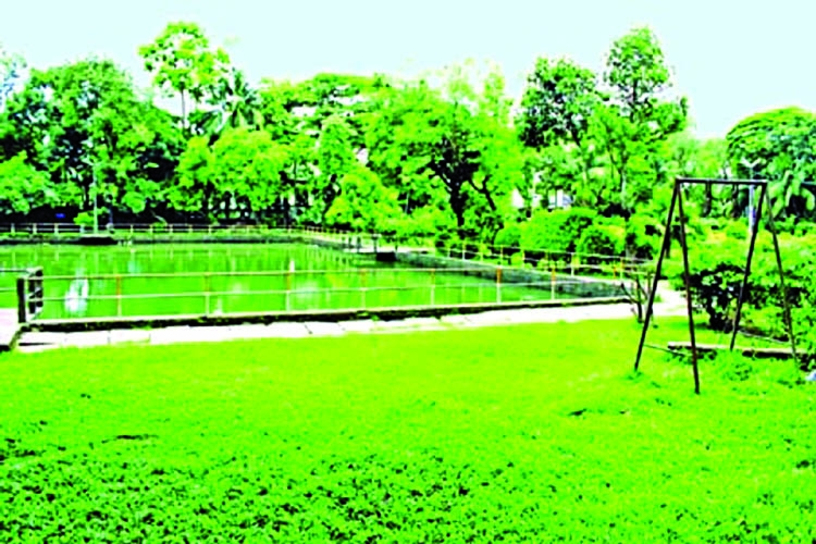 No to modernization of UN Park in Chittagong