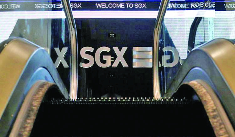 Online trading singapore stock exchange