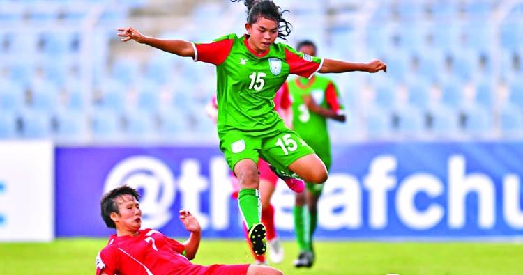 Bangladesh suffer massive defeat against N Korea in AFC U16