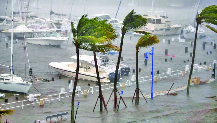 In sunny Monte Carlo, insurers tally hurricane costs