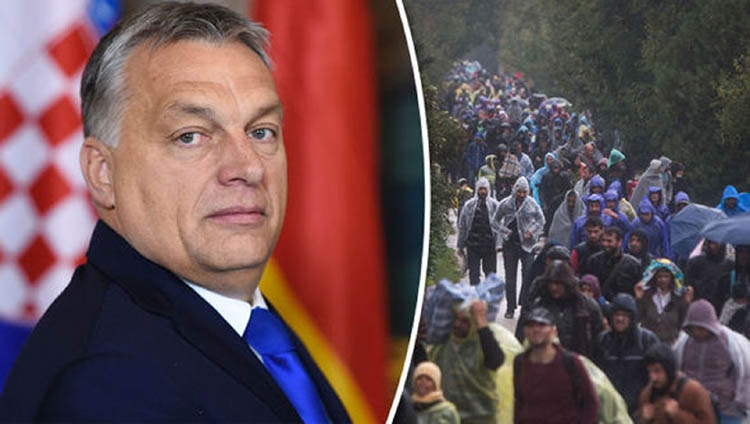 Viktor Orban's problem with immigrants