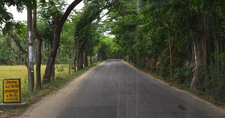An innovative approach for rural road maintenance in Bangladesh