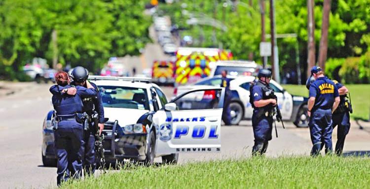Texas shooting kills eight