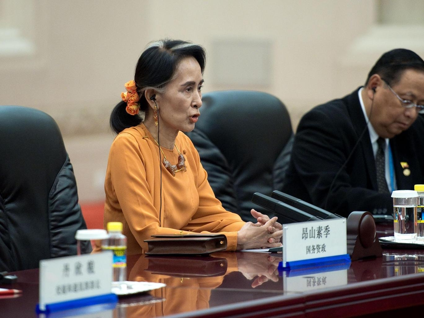 400k sign pro-Rohingya petition to strip Suu Kyi of Nobel Prize