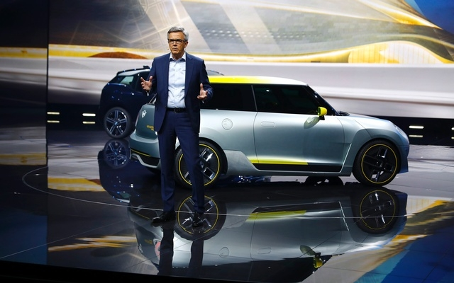 European automakers look to electric future