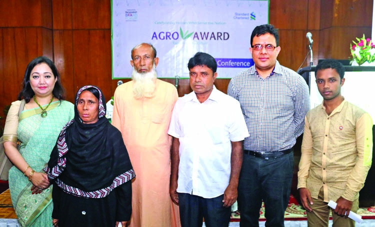Fourth StanChart Agrow Award 2017 in November