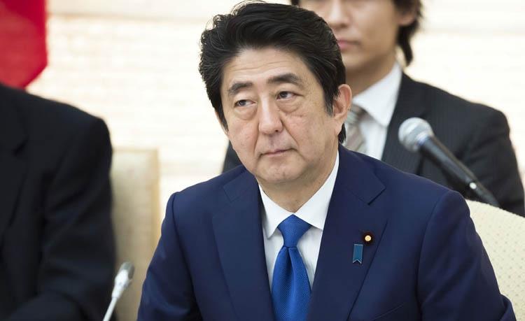 Japan PM urges stronger defense amid N Korea worries