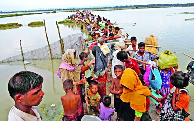2 lakh Rohingya children at risk