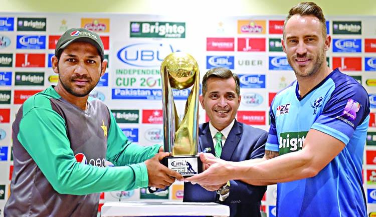 Pakistan tour 'more than cricket' for Faf du Plessis