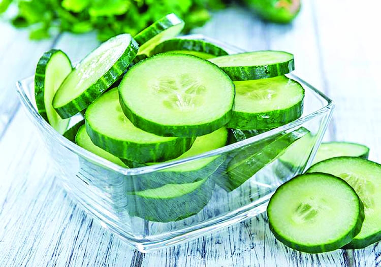 Tricks to remove  bitterness from  cucumber