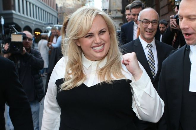 Rebel Wilson wins large defamation payout