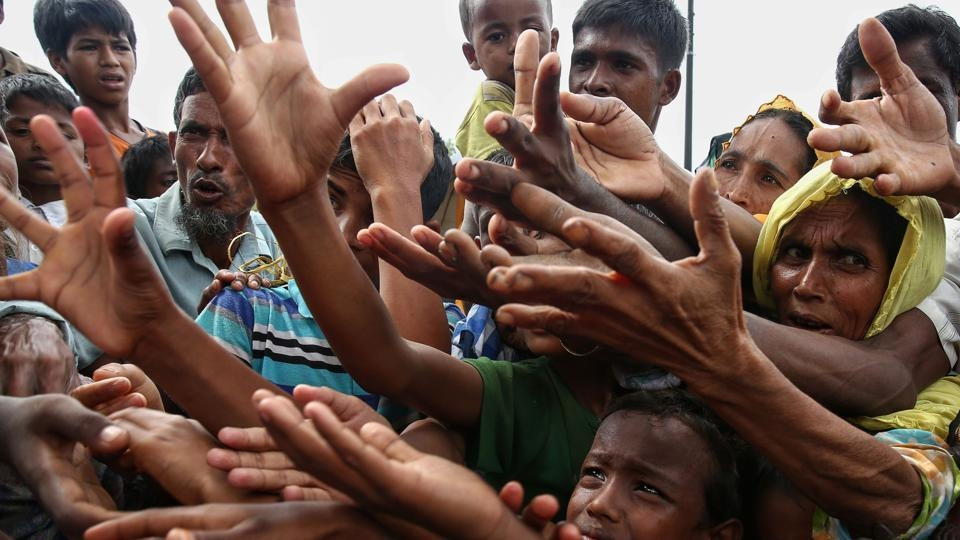 6 bodies recovered as boat carrying Rohingyas sinks in Naf River