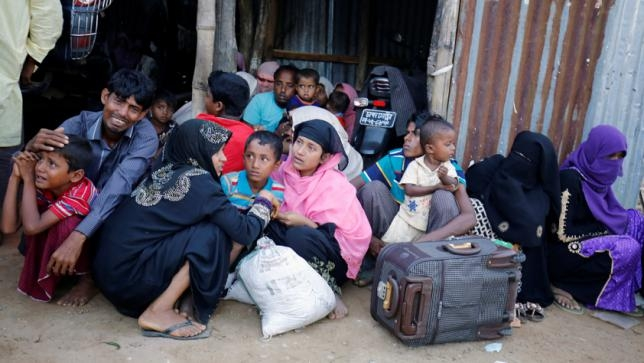 EC to provide €3 m more aid for Rohingyas in BD, Myanmar
