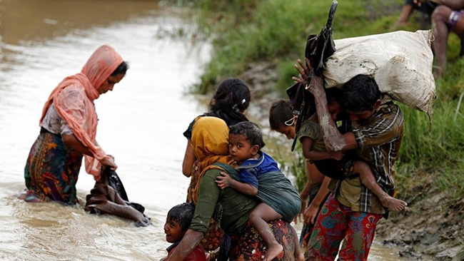 Over 100 Rohingyas drowned in Naf River crossing