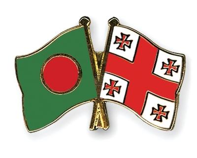 BD, Georgia agree to boost bilateral ties
