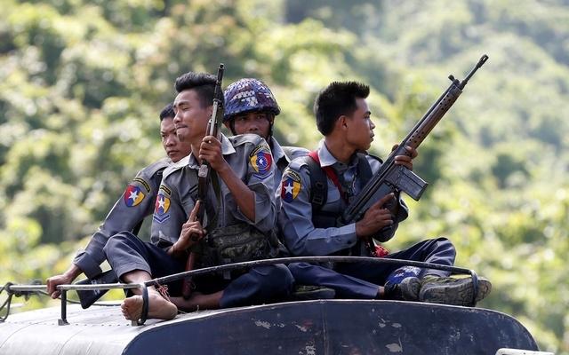 Myanmar not protecting civilians: US