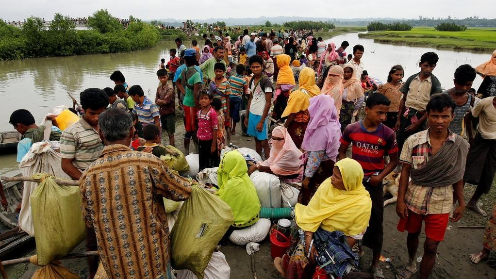 Yunus suggests 7-point proposal to Myanmar over Rohingya crisis