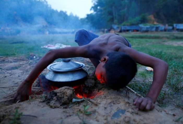 Rohingya crisis: Trapped in no man's land