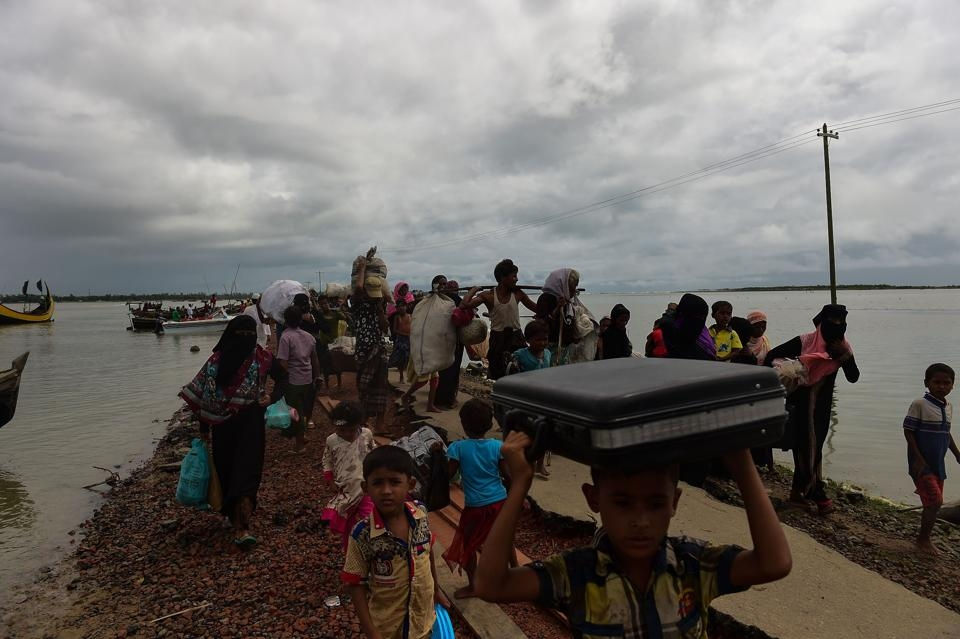 176 ethnic Rohingya villages now empty: Myanmar