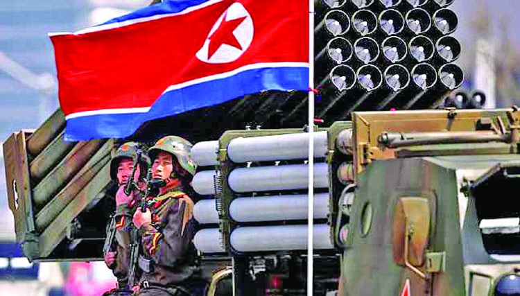 North Korea to boost weapons programs