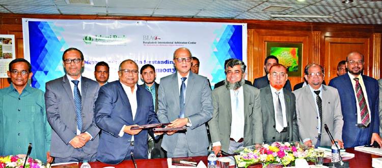 Islami Bank, BIAC sign MoU
