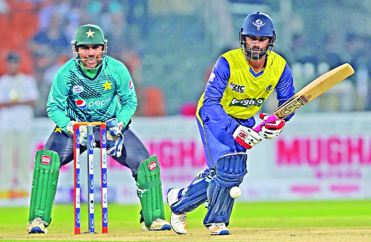 Pakistan celebrates int'l revival with win